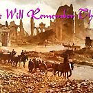 After the Battle - We Will Remember Them by Dennis Melling