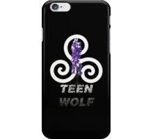 TEEN WOLF - Sticker + iPhone case iPhone Case/Skin