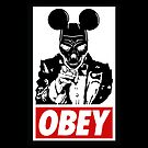 i Want You ! (obey version) by Thomas Jarry