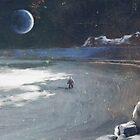 Moon Surface by Tepa Lahtinen