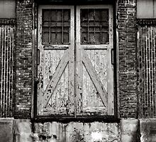 Warehouses Rijnhaven Door 3 by dutchbaker