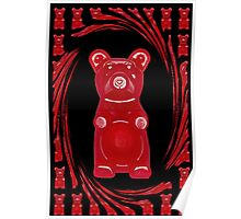 ❤‿❤ GUMMY BEAR PICTURE/CARD✾◕‿◕✾ Poster