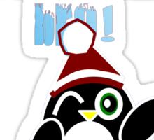 Keep it chilly, bro! Sticker