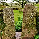 Granite Posts - Merrivale by kalaryder
