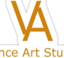 Vance Art Tee Sticker