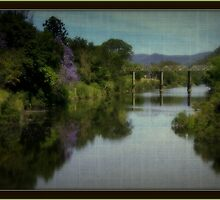 The Mary River at Kenilworth by myraj
