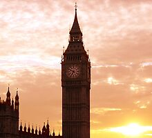 Big Ben by rapplatt