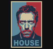 House Obama Style  by JcDesign