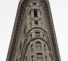 Flatiron, NY by addiemungus