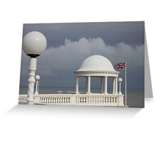 Bexhill Seafront Greeting Card