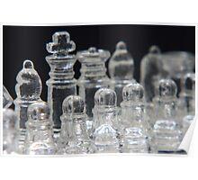 Chess Bishop Poster