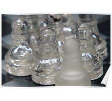 Chess Following 2 Poster