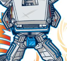 Optimus Time Sticker