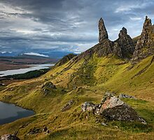 The Storr, Isle of Skye by Chris McIlreavy