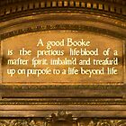 A Good Booke by Benedikt Amrhein