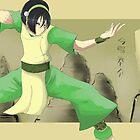 toph bei fong by Kyousuke Imadori