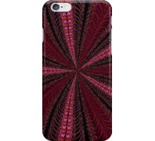 Never Ending Red Ribbon iPhone Case/Skin