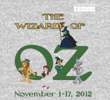 SMT - Wizard of Oz 2012 Official Merchandise by SMTStore