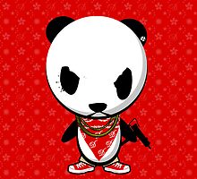 Bammy The Panda - Gangsta by bammydfbb