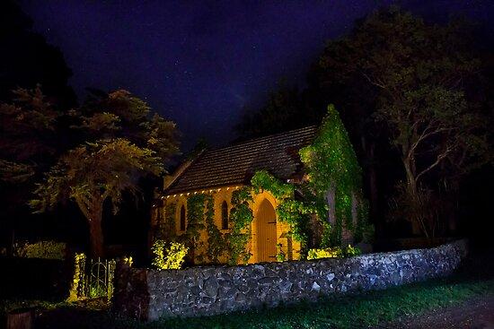 Gostwyck Chapel by David Haworth