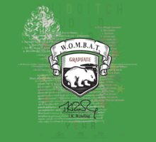 Wombat - Harry Potter Exams Kids Clothes