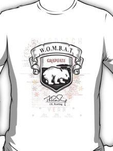 Wombat - Harry Potter Exams T-Shirt