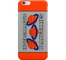 Intergalactic Planetaries iPhone Case/Skin
