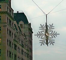 Fifth Avenue Snowflake by Cheri Sundra