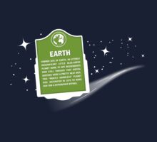Earth Was Here by mustbethursday