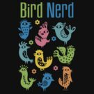 Bird Nerd - dark by Andi Bird