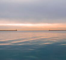Lake Michigan by Sean Balanger