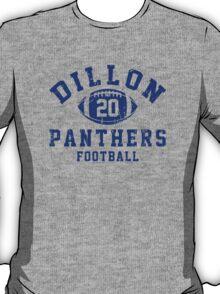 Dillon Panthers Football - 20 Gray T-Shirt