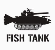Fish Tank by pixelman