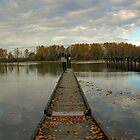 The Pier at Captain's Cove Marina by l5evans