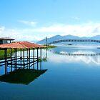 Lagoa Yajoa Honduras in Color by Michael McCann