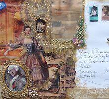 Madame de Pompadour by Ian A. Hawkins