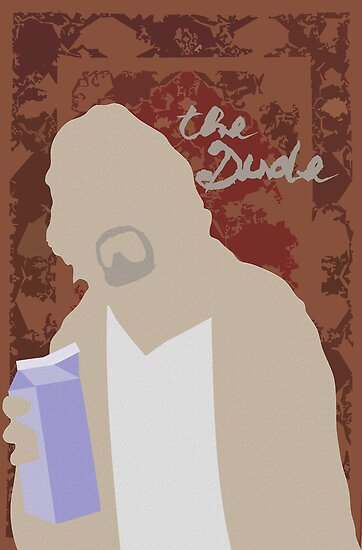 The Dude by stephenwells