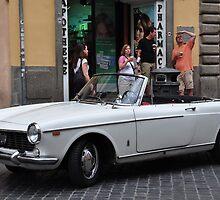 White Fiat by Karen E Camilleri