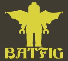 BATFIG by Customize My Minifig by ChilleeW