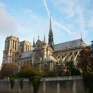 Notre Dame de Paris by ChristineBetts