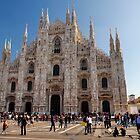Duomo di Milano by Béla Török