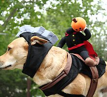 The Headless Horseman and his Steed by Olivia Moore