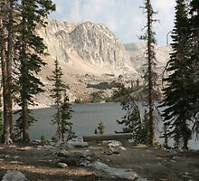 Lake Marie, WY (6120) by WDWillms