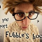 Will you support Mr. Flibble's book? by Flibble