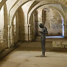 The Crypt, Winchester Cathedral by Inspired-Images