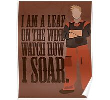 I'm Leaf On the Wind  Poster