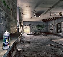 Williamstown Abandoned Building 3 by Handy Andy Pandy