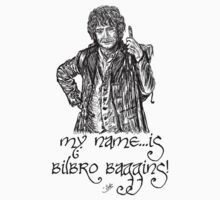 My name...is Bilbro Baggins! by ShubhangiK