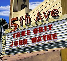 Fifth Avenue Theater by Anthony Ross