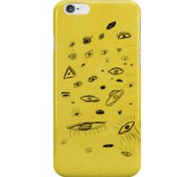 EYES iPhone Case/Skin